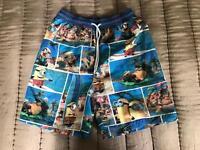 Next swimming shorts age 8