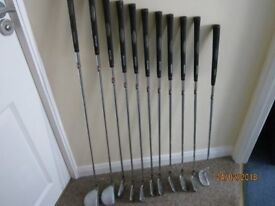 Set Of Dunlop max Clubs