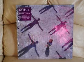 MUSE ABSOLUTION 2003 DOUBLE VINYL LP