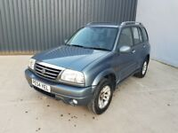 SUZUKI GRAND VITARA X-EC ESTATE 2493cc 5drs **SERVICE HISTORY**FULL LEATHER INTERIOR**GOOD EXAMPLE**