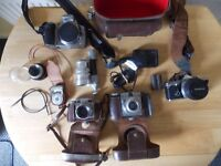 Selection of Cameras and other Accessories