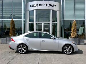2014 Lexus IS 350 AWD 6A Executive Package