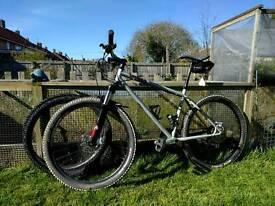 Genesis Latitude Mountain Bike