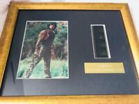 Rambo 2 - original limited edition filmcell #4:200