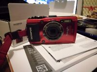 Olympus Tough TG-4 Camera - Red FOR SALE!!!