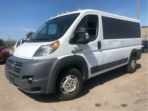 2014 Ram Promaster Low Roof