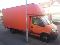 Renault master custom built removal for sale