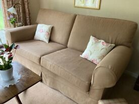 Multiyork suite including sofa, chairs and footstool