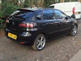 Seat Ibiza 1.4 petrol 5 door 2006
