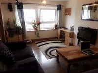 1 bedroom fully furnished flat for a rent available start of August, ideal for student couple