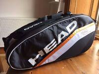 Head Tour Team Djokovic Combi 6 Racket Bag SS15