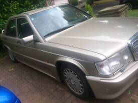 Mercedes 190e 2.3 Cosworth!! Rare Classic !! Manual !!!