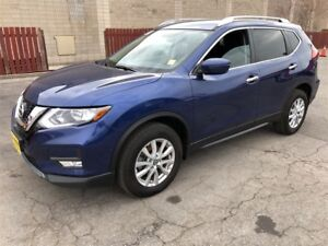 2017 Nissan Rogue SV, Automatic, Back Up Camera, AWD, Only 12, 0