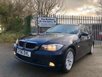2006 56 BMW 320i SE Touring Blue