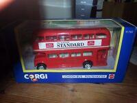 Corgi London Bus Routemaster model