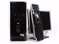 Dell XPS 420 Gaming PC Full Computer 2.0ghz Intel Dual Core 500GB 4GB Windows 7 WIFI - 30DayWarranty