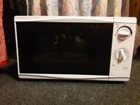 Microwave for collection