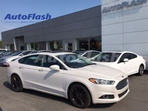 2014 Ford Fusion SE 2.0L Ecoboost *SYNC* Cuir/Leather * Toit/Roo
