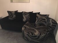 Gorgeous DFS sofa perfect condition