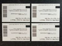 Legoland tickets x4