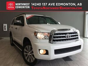 2015 Toyota Sequoia Limited | Leather | Heat Seats | Sun | Nav