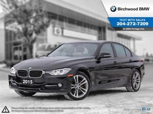 2015 BMW 3 Series 320i Xdrive Sport! Lighting! Navigation!
