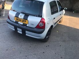 Renault Clio 2004 cheap £320ono