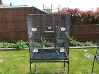 BUDGI /FINCH /CANARY CAGES