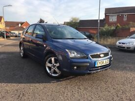 ****FORD FOCUS 1.6 PETROL 2008 MANUAL ONLY 76k MiLEAGE MOT till JULY 2019****
