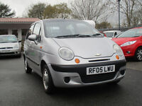 2005 chevrolet matiz se+ comes with 12 months mot nice drive clean car inside out