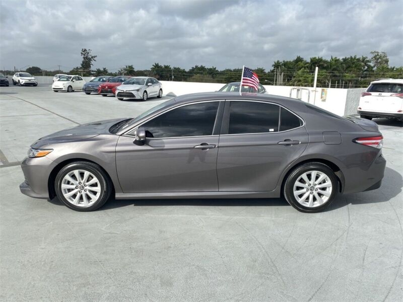 Image 9 Voiture American used Toyota Camry 2018