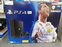 Playstation 4 Pro 1TB Boxed (DOES NOT INCLUDE FIFA)