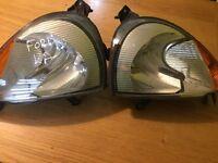 Ford KA head lights set
