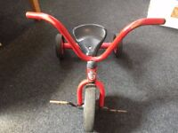 Winther Mini Viking Tricycle (Red) for restoration