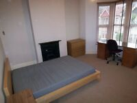 EN SUITE LARGE DOUBLE BEDROOM, ALL BILLS ARE INCLUDED!