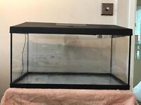 Fish Tank / full set up 60x30x30 54 ltr