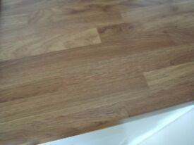 Colmar Oak laminate worktop NEW