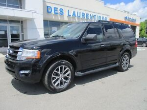 2016 Ford Expedition XLT CUIR/TOIT/GPS/1.9% À PARTIR