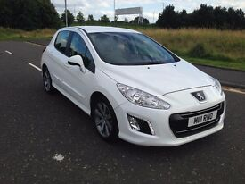 Peugeot 308 e-hdi active start/stop 2012