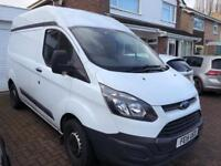 Ford Transit Custom 290 Eco-tech 125ps High Roof Van 2015
