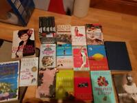 Joblot of adult and kids books
