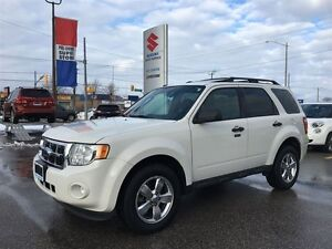 2009 Ford Escape XLT ~P/H/Leather ~P/Sunroof ~Ultra Low Km