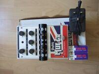 Electroharmonix english muffin pre-amp pedal