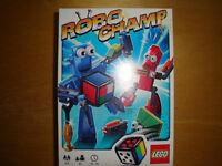 LEGO 3835 Robo Champ game