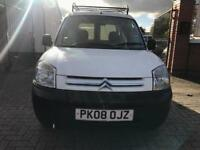 Citroen Berlingo 2008, 1.6 HDI. Long MOT ready for work.