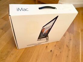 """IMAC 21.5"""" 4K RETINA LATE 2015,3.1GHZ I5,1TB STORAGE,8GB RAM,NO MARK OR SCRATCHES,BOXED CAN DELIVER"""