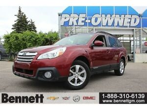 2013 Subaru Outback 3.6R Limited Pkg - Leather, Sunroof, Heated