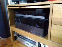 Harmon Kardon AV Receiver AVR 355 and Harmon Kardon CD player HD 980