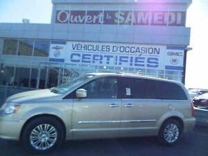 2015 Chrysler Town & Country CUIR +TOIT OUVRANT+ 2 TV-DVD
