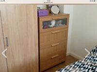 New chest of 4 drawers - Ikea 78x124x42 cm